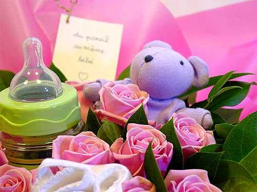Поздравление для мамочке с рождением ребенка